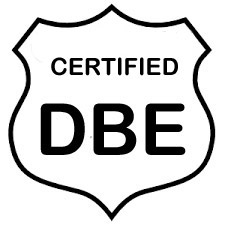 certified DBE Corporation